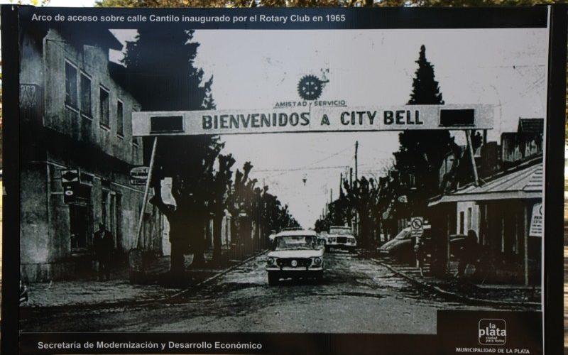Exposión Fotos Antiguas de City Bell