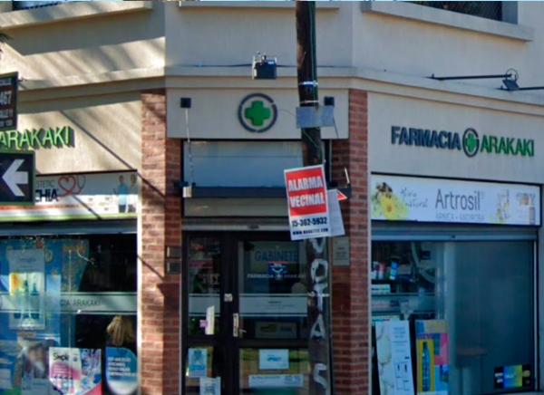 Farmacia Arakaki