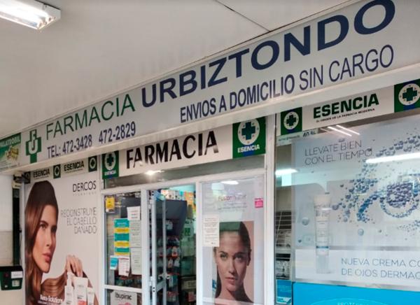 Farmacia Urbiztondo
