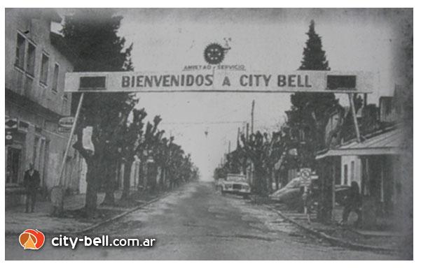 Historia de City Bell