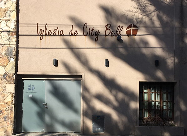 Iglesia Cristiana Evangélica de City Bell