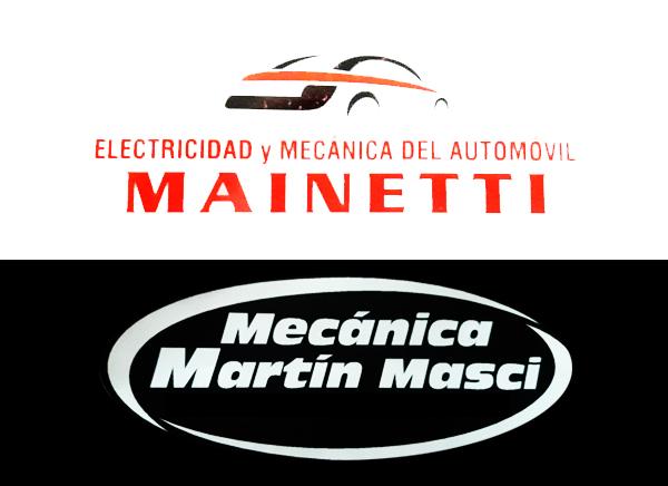 Taller de Electricidad & Mecánica - Mainetti - Masci