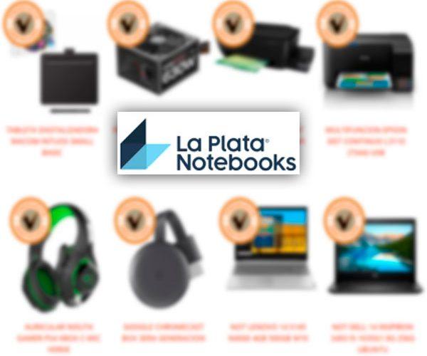 LPNK - La Plata Notebooks