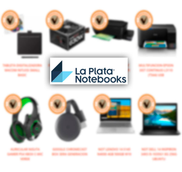 LPNK - La Plata Notebooks