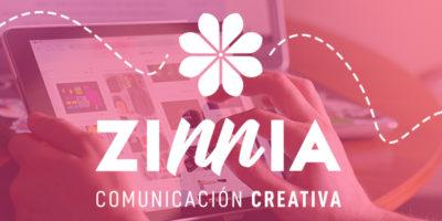 ZINNIA – COMUNICACIÓN CREATIVA